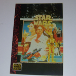 Star Wars Galaxy 1993 Topps #52 More Realistic Trading card